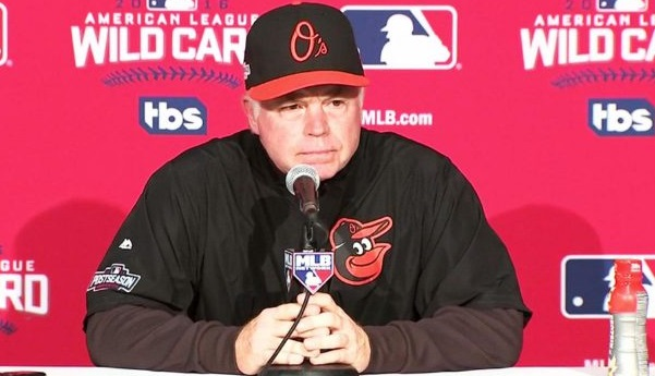 Report: Orioles Parting Ways With Buck Showalter