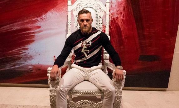 Report: Conor McGregor Inks Multi-Million Dollar Deal With Reebok