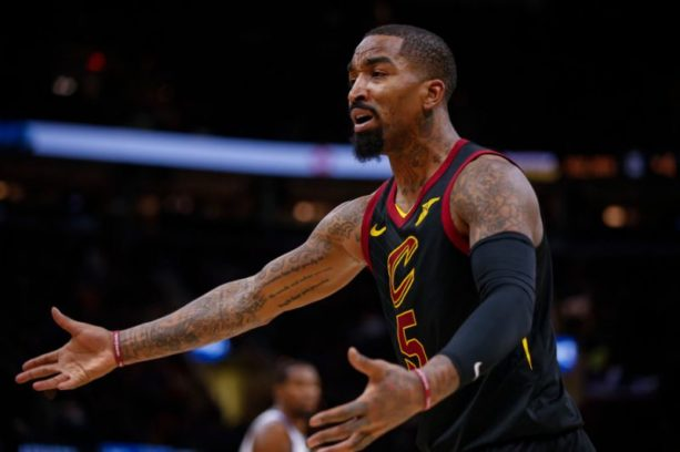 J.R. Smith Ordered To Pay $600 For Throwing A Fan's Cell Phone Into A Construction Site