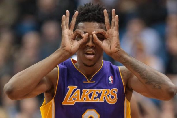 Nick Young Appeared To Offer His Services To Lakers In Deleted Tweet