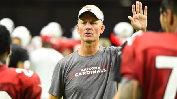 AZ Cardinals Fire OC Mike McCoy After Disastrous Game