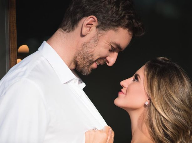Pau Gasol Is Engaged To Former USC Cheerleader Cat McDonnell