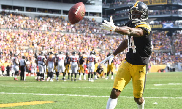 Report: Antonio Brown Sued For Throwing Furniture – Nearly Hitting Toddler