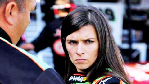 A Bitter Danica Patrick Takes A Dig At Ex-Ricky Stenhouse and Olivia Munn