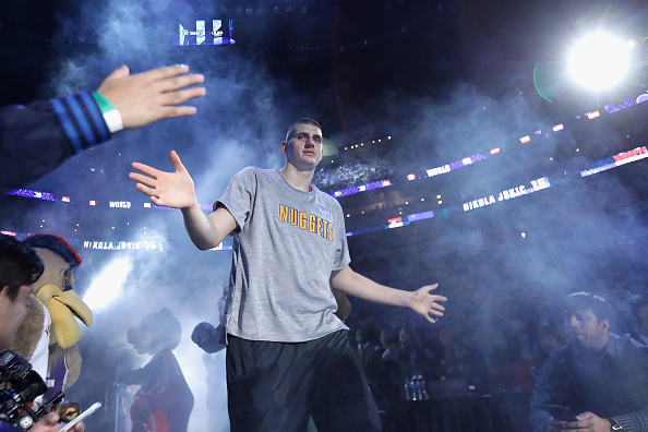 Nuggets Nikola Jokic Fined $25K For Saying 'No Homo' During Interview (VIDEO)