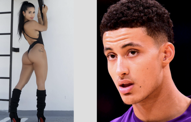 Kyle Kuzma's New Girlfriend Is Worth A Look
