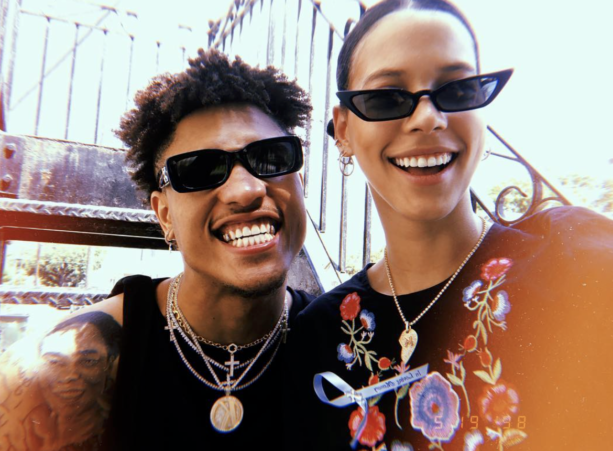Kelly Oubre Jr's Girlfriend Calls Out The Ladies in His DMs