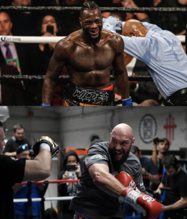 Deontay Wilder vs. Tyson Fury (Extended Music Video)