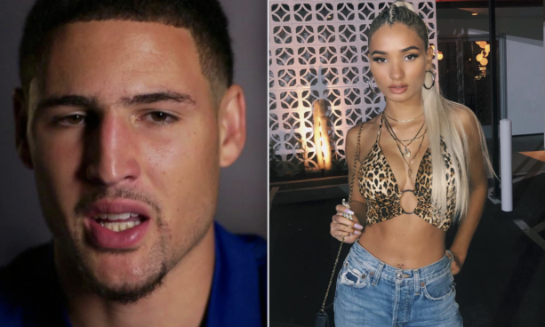 Klay Thompson Follows & Unfollows Instagram Model