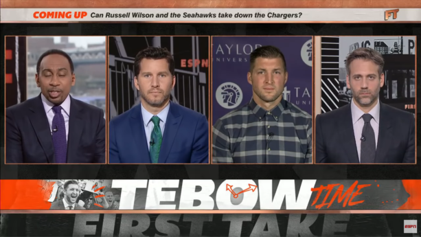 Tim Tebow Says LSU Can Beat Alabama (VIDEO)