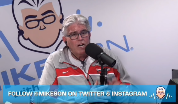 Mike Francesa Caller Tells Him He's Jumped The Shark – Should Shut The Lights Off And Go Upstairs