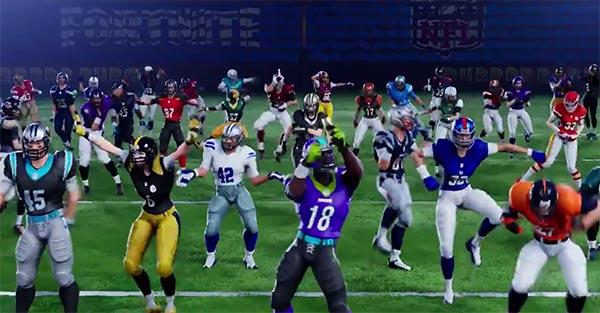 Fortnite Is Adding NFL Skins