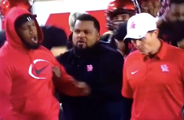 Major Applewhite Gives His Side Of Altercation With Ed Oliver (VIDEO)