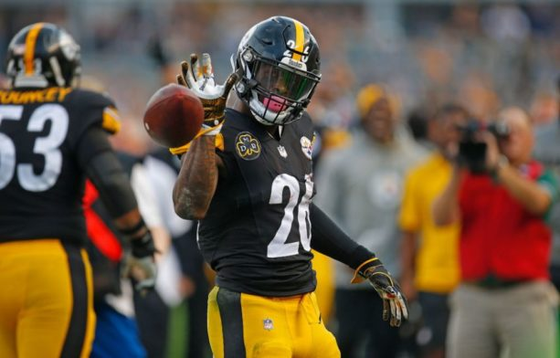 Le'Veon Bell Expected Next Week As James Conner Has A Concussion