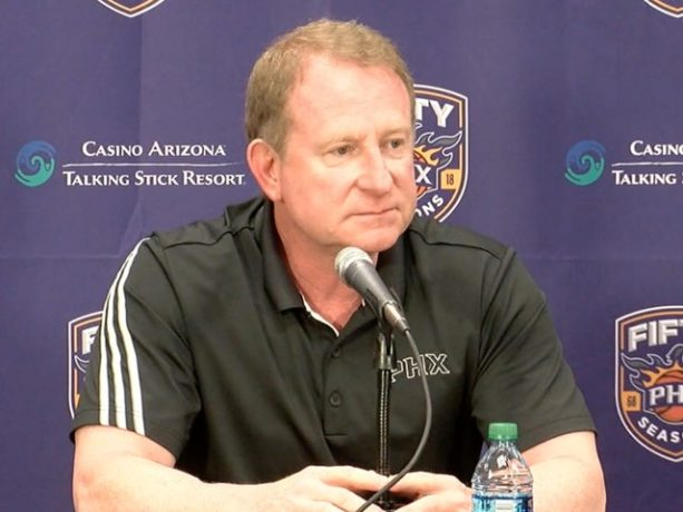 Suns Owner Robert Sarver Uses A Flip Phone That's How Cheap Dude Is