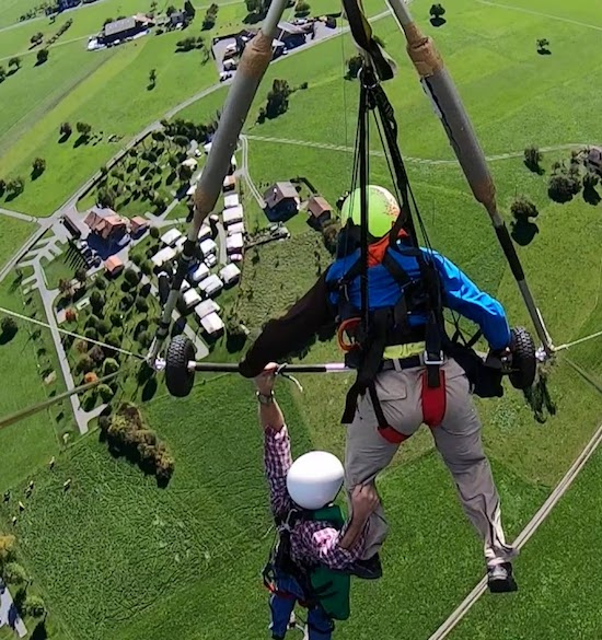 """My First Time Hang Gliding Turned Into A Near Death Experience"""