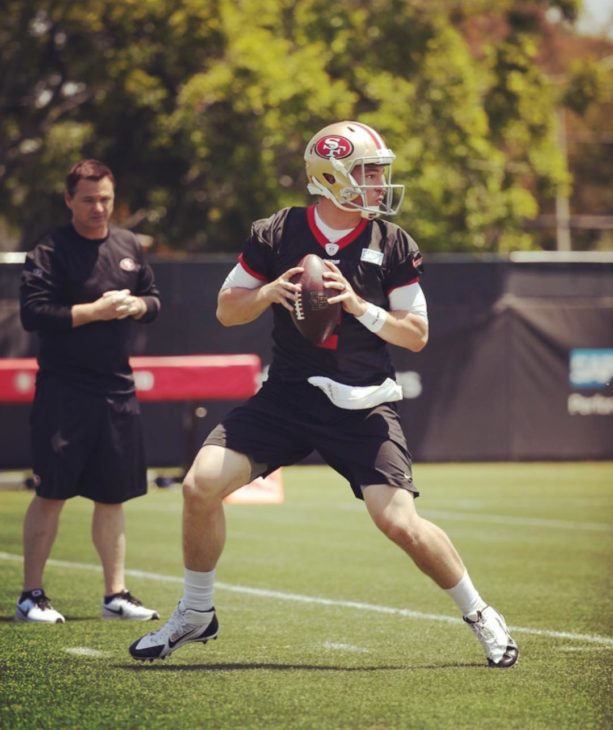 49ers Will Start Nick Mullens At QB Against Raiders
