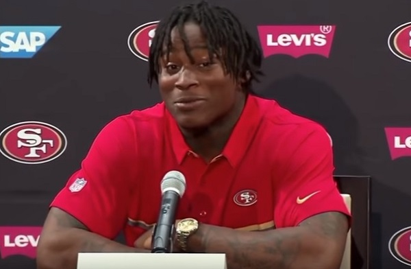 NFL Fans Blast The Redskins For Claiming Reuben Foster Off Waivers (TWEETS)