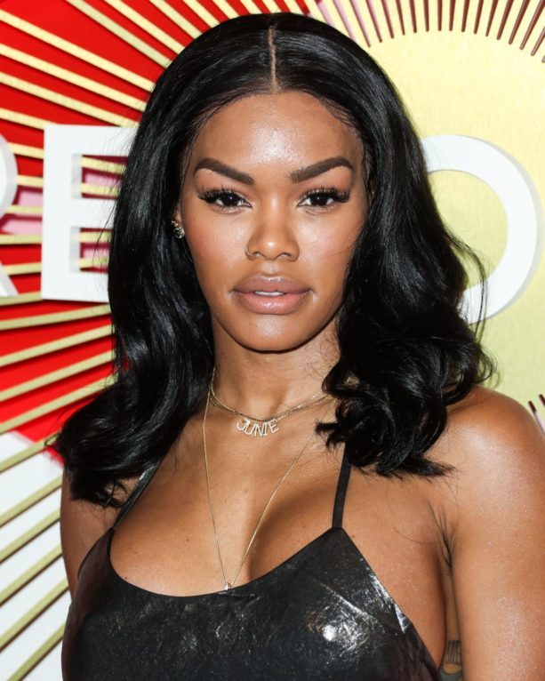 Teyana Taylor Got Some New Breasts