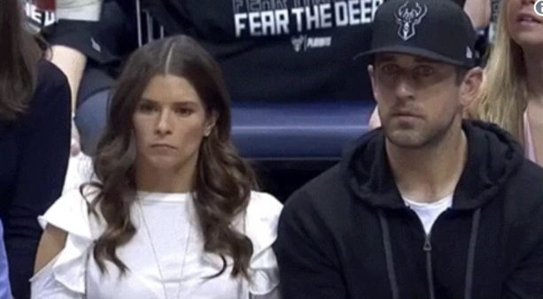 Aaron Rodgers (future Mr. Danica Patrick) Is A Cold Dude