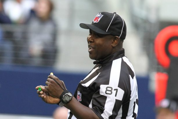 Referee Roy Ellison Placed On Leave While NFL Investigates Jerry Hughes Incident