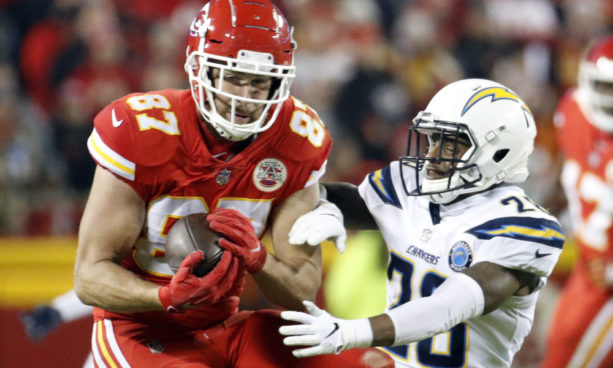 Travis Kelce Made $750K On One Catch Against The Chargers