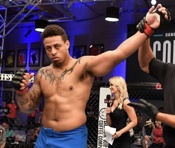 Greg Hardy To Make UFC Debut On ESPN January 19th