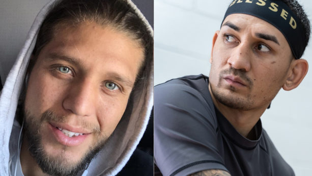 Brian Ortega Confused By Holloway's Mysterious Illness
