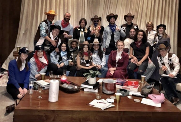 Aaron Rodgers Celebrated His 35th Birthday With Danica and Teammates At Murder Mystery Dinner Night