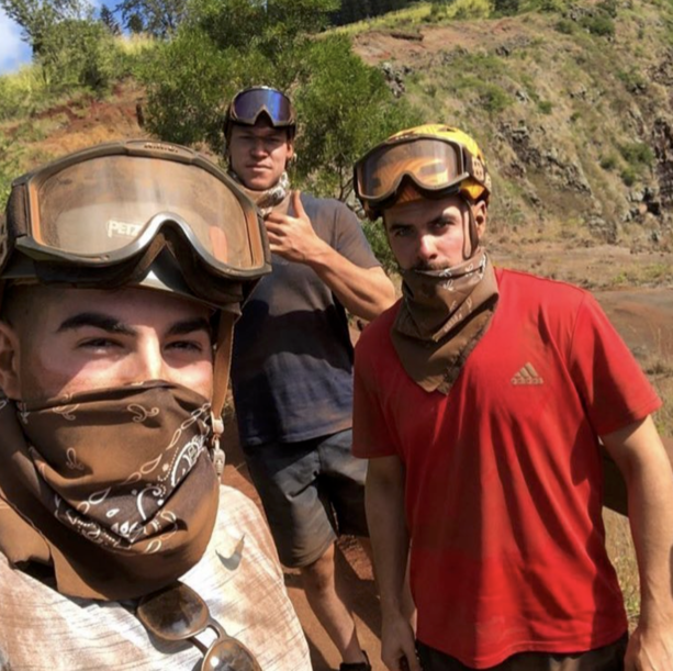 Aaron Judge Spotted On Vacation In Maui