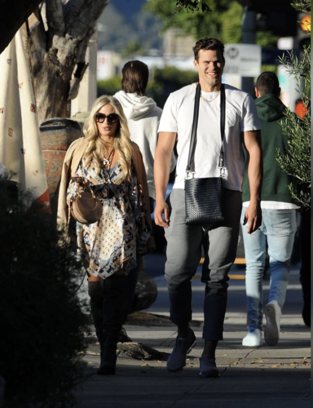 Kris Humphries Spotted With Lookalike Kim Kardashian