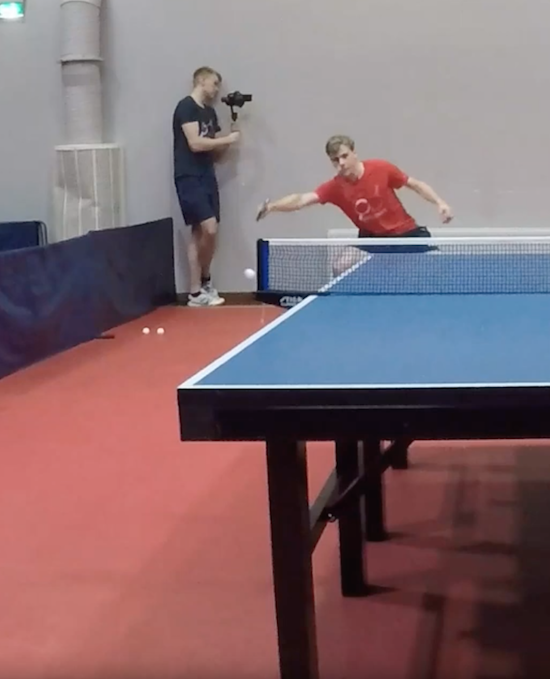 This Ping Pong Video Will Blow Your Mind