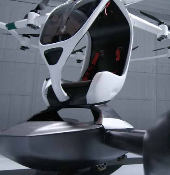 Why Personal Flying Machines Could Be the Future