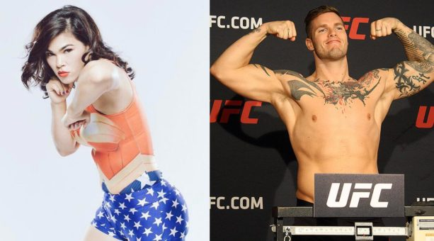 Greg Hardy's UFC Opponent Says He's Gonna Win For Rachael Ostovich