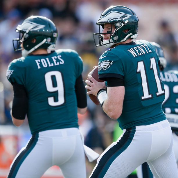 BREAKING: X-Rays Reveal Eagles QB Carson Wentz Has Fractured Vertebrae In Back