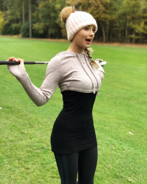 Checkout Yet Another Hot Golfer Lucy Robson