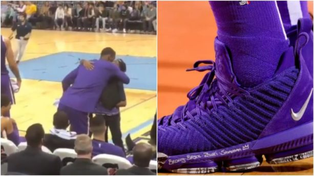 Grizzlies Employee Rejected $100K Offer For Game-Worn LeBron 16 Shoes (VIDEO)