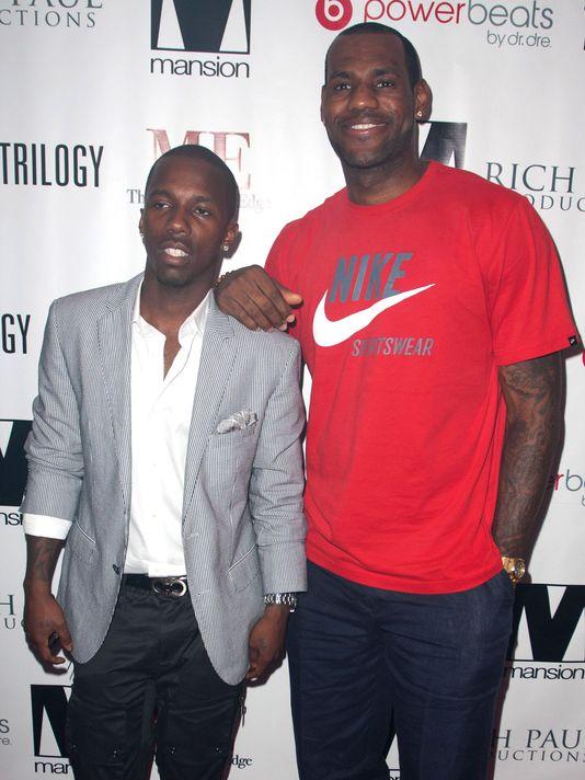 LeBron James Agent Is ...