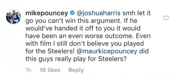 Pouncey Brothers Fire Back At Josh Harris Over Big Ben