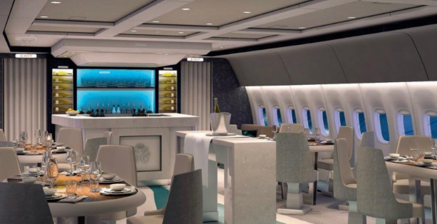 Red Sox Fly To London In Massive Luxury Jet ⋆ Terez Owens