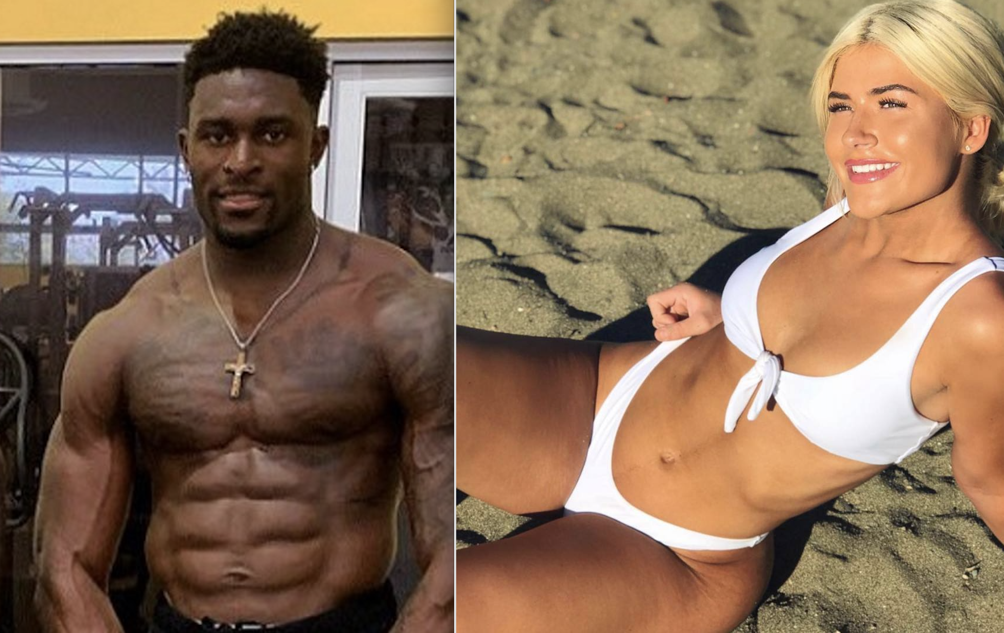 Checkout Seahawks Wr D K Metcalf S Rumored New Girlfriend Cirena Wilson Terez Owens 1 Sports Gossip Blog In The World